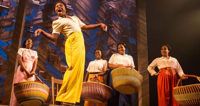 The Color Purple at Durham Performing Arts Center