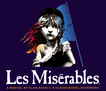 Les Miserables at Durham Performing Arts Center