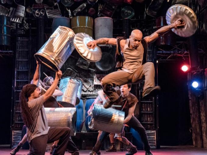 Stomp at Durham Performing Arts Center