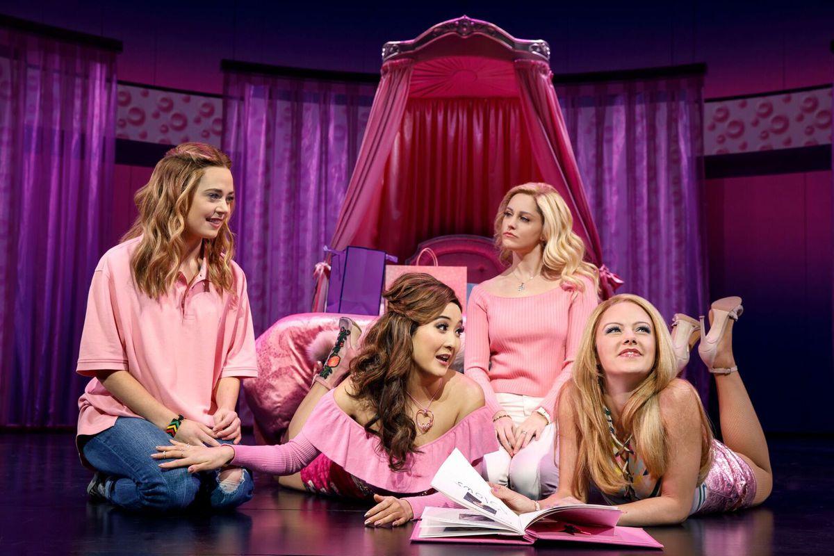 Mean Girls at Durham Performing Arts Center