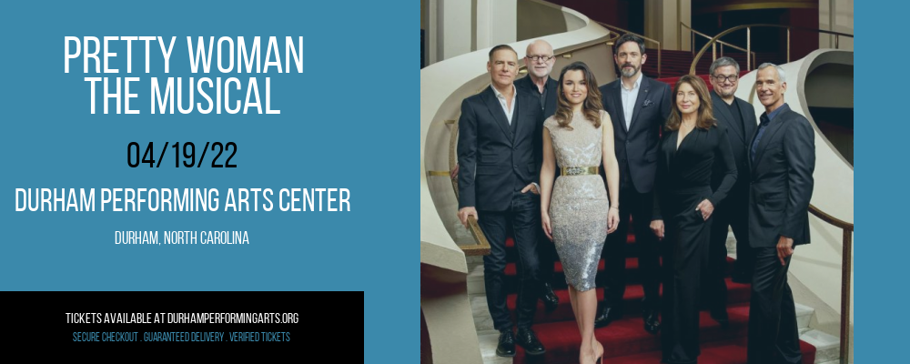 Pretty Woman - The Musical at Durham Performing Arts Center