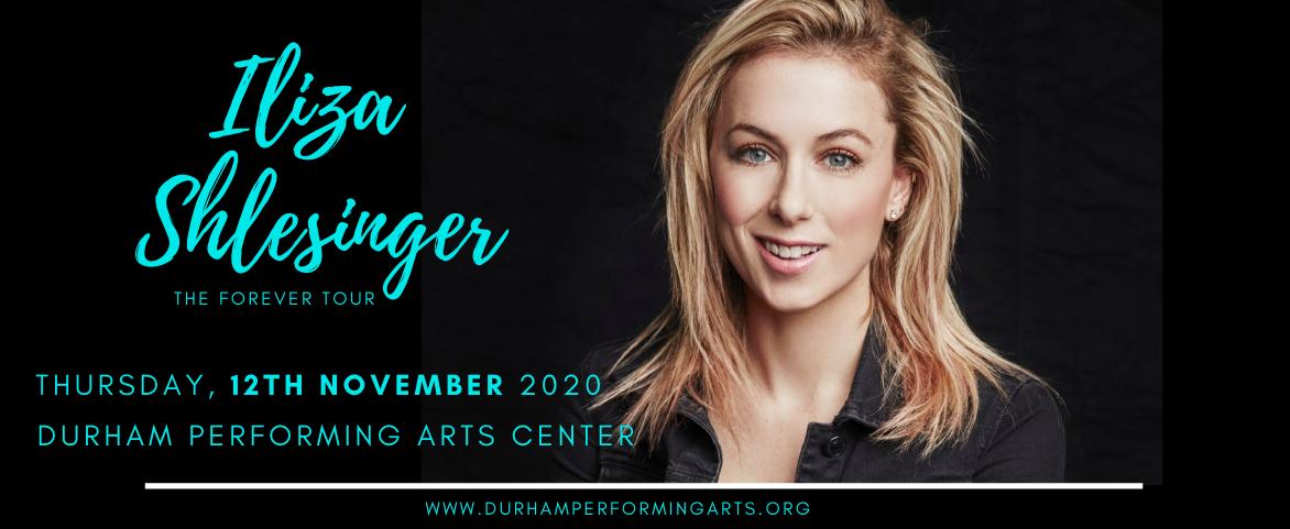 Iliza Shlesinger at Durham Performing Arts Center