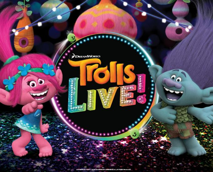 Trolls Live! [CANCELLED] at Durham Performing Arts Center