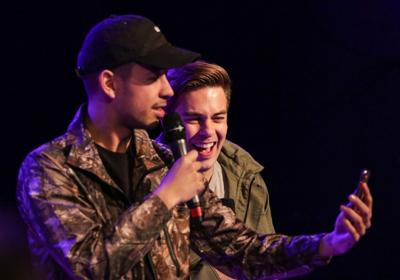Tiny Meat Gang Tour: Cody Ko & Noel Miller [CANCELLED] at Durham Performing Arts Center