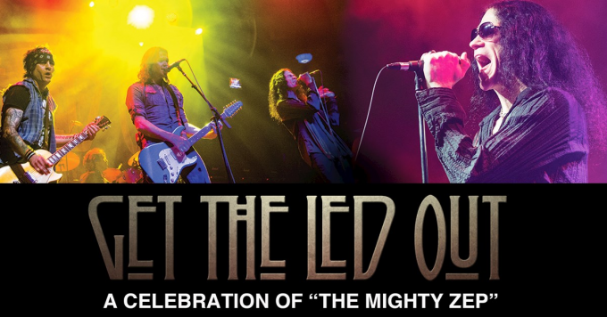 Get the Led Out - Tribute Band at Durham Performing Arts Center