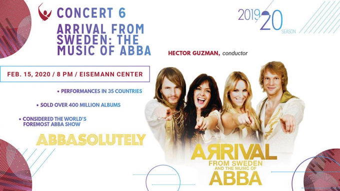Arrival From Sweden: The Music of Abba at Durham Performing Arts Center