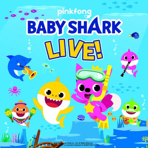 Baby Shark Live! at Durham Performing Arts Center
