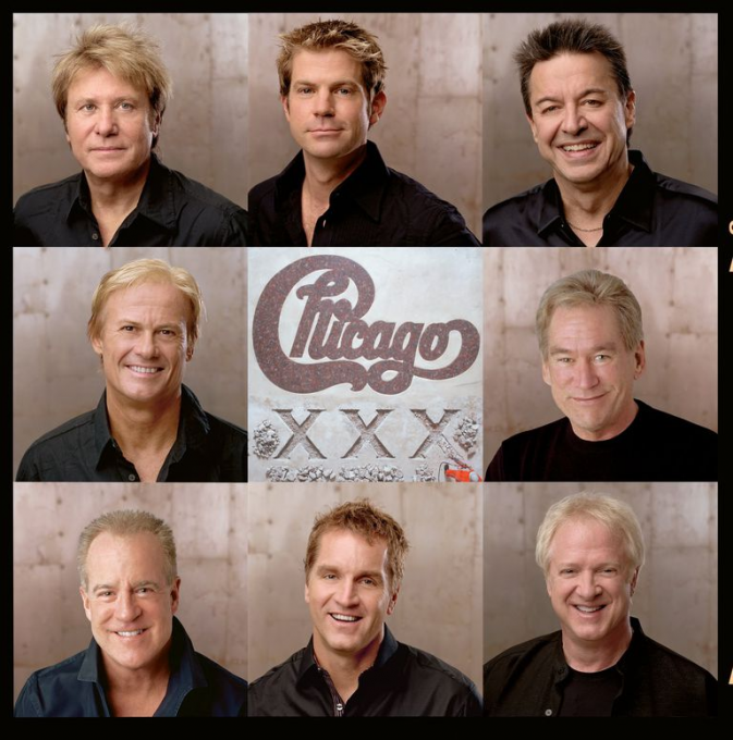 Chicago - The Band at Durham Performing Arts Center